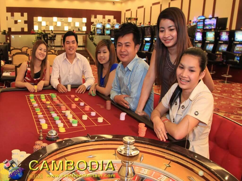 Cambodia Casinos